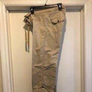 Multi style/length pant